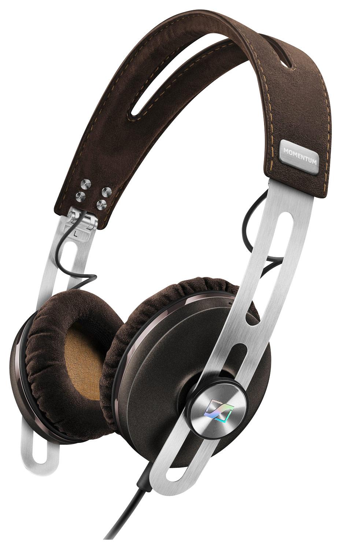 Sennheiser - Momentum (M2) On-Ear Headphones - Brown