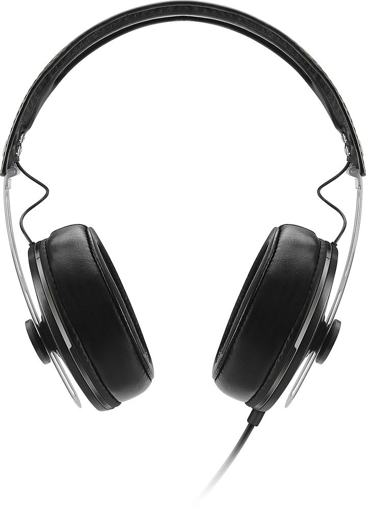 Sennheiser - Momentum  Around-ear Headphones - Black