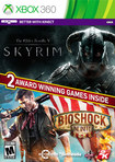 The Elder Scrolls V: Skyrim and BioShock Infinite Bundle - Xbox 360