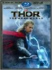 Thor: The Dark World (Blu-ray 3D) 2013