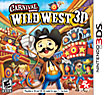 Carnival Games: Wild West 3D - Nintendo 3DS