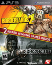 Borderlands 2 and Dishonored Bundle - PlayStation 3