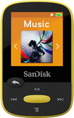 SanDisk - Clip Sport 8GB* MP3 Player - Yellow