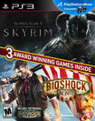 The Elder Scrolls V: Skyrim and BioShock Infinite Bundle - PlayStation 3