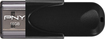 PNY - Attaché 4 16GB USB 2.0 Flash Drive - Black