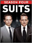 Suits: Season Four [4 Discs] (DVD) (Boxed Set)