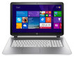 "HP - Pavilion 17.3"" Laptop - AMD A6-Series - 4GB Memory - 750GB Hard Drive - Snow White"