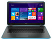 "HP - Pavilion 17.3"" Laptop - AMD A6-Series - 4GB Memory - 750GB Hard Drive - Aqua Blue"