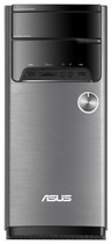 Asus - Desktop - Intel Pentium - 4GB Memory - 1TB Hard Drive - Gray/Black