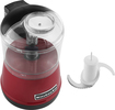 KitchenAid - 3-1/2-Cup Food Chopper - Empire Red