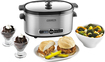 KitchenAid - 6-Quart Slow Cooker - Stainless-Steel