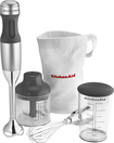 KitchenAid - 3-Speed Hand Mixer - Contour Silver