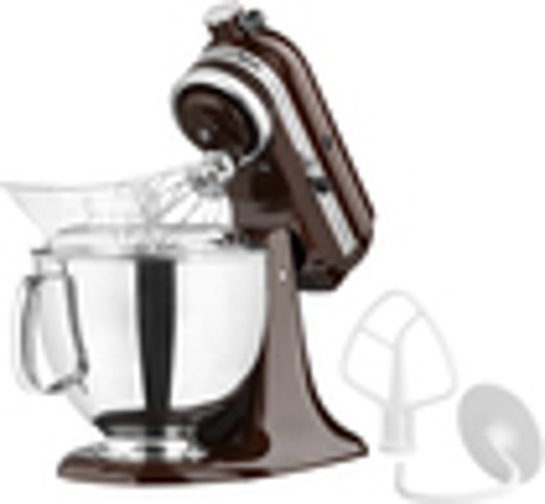 KitchenAid - Artisan Series Tilt-Head Stand Mixer - Espresso (Brown)