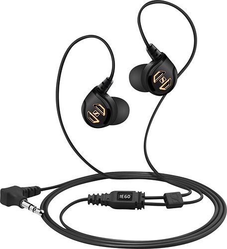 Sennheiser - Earbud Headphones - Black