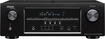 Denon - 1155W 7.2-Ch. Network-Ready 4K Ultra HD and 3D Pass-Through A/V Home Theater Receiver - Black
