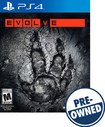 Evolve - Pre-owned - Playstation 4