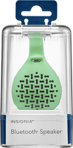 Insignia - Portable Bluetooth Speaker - Sea Green