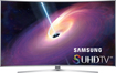 "Samsung - 65"" Class (64.5"" Diag.) - LED Curved - 2160p - Smart - 3D - 4K Ultra HD TV - Silver"