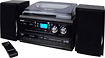 Jensen - 4W 2-CD Stereo System with CD Recorder