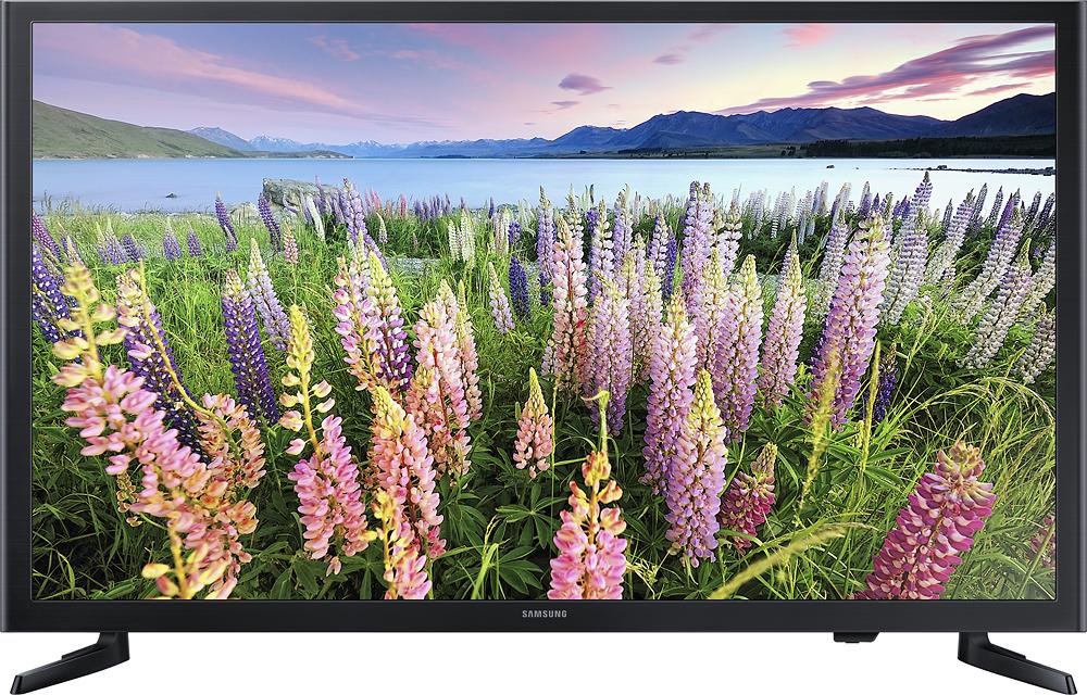 "Samsung - 32"" Class (31.5"" Diag.) - LED - 1080p - HDTV - Black"