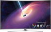 "Samsung - 55"" Class (54.6"" Diag.) - LED Curved - 2160p - Smart - 3D - 4K Ultra HD TV - Silver"