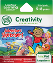 LeapFrog - Adventure Sketchers! Draw, Play, Create Learning Game - Multi
