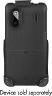 Platinum Series - Holster Case for HTC EVO Design 4G Mobile Phones - Black