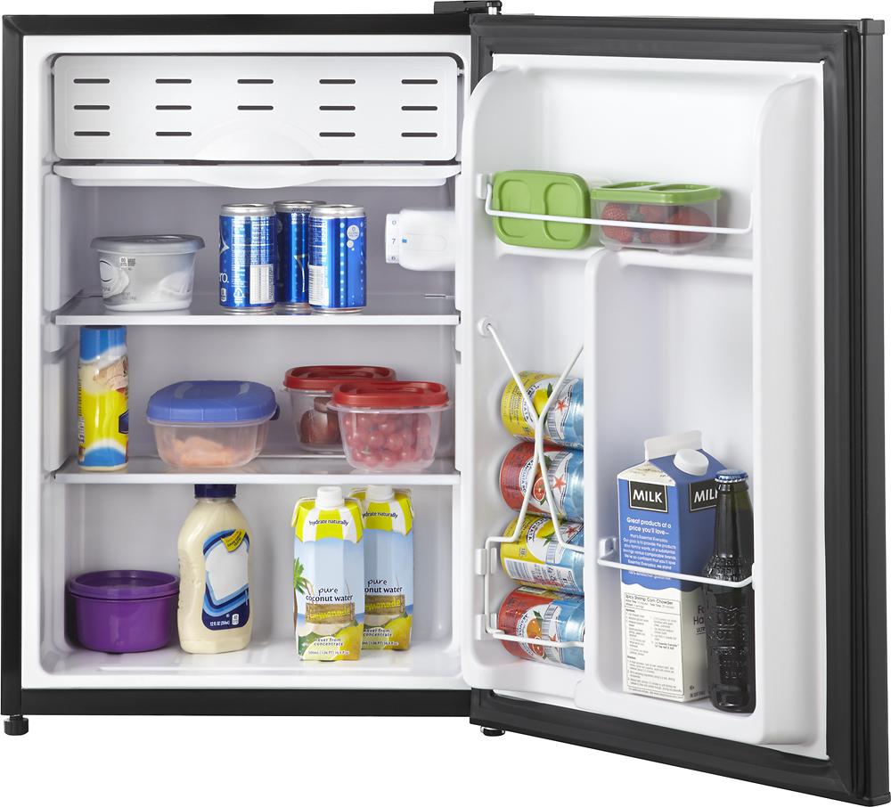 Ft  Compact Refrigerator Black NS CF26BK6   Best Buy. Insignia 2 6 Cu  Ft  Compact Refrigerator Black NS CF26BK6   Best Buy