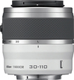 Nikon - 1 NIKKOR 30-110mm f/3.8-5.6 VR Telephoto Zoom Lens for Select Nikon 1 Cameras - White