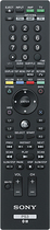 Sony - Media/Blu-ray Disc Remote Control for PlayStation 3 - Black
