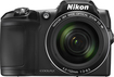 Nikon - Coolpix L840 16.0-Megapixel Digital Camera - Black