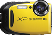 Fujifilm - XP80 16.4-Megapixel Digital Camera - Yellow