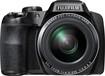 Fujifilm - FinePix S9800 16.2-Megapixel Digital Camera - Black