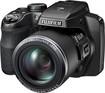 Fujifilm - FinePix S9900W 16.2-Megapixel Digital Camera - Black