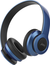 Jam - Transit Wireless Over-the-Ear Headphones - Blue