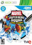 uDraw: Marvel Super Hero Squad: Comic Combat - Xbox 360