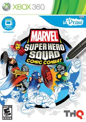 X360-UDRAW MARVEL SUPER...