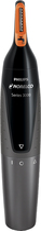 Philips Norelco - Series 3000 Nose, Ear and Brow Trimmer - Black/Gray