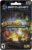 Blizzard - Hearthstone Gift Card ($20) - Multi