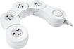 Quirky - Pivot Power Junior 4-Outlet Power Strip