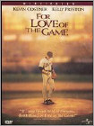 For Love of the Game (DVD) (Enhanced Widescreen for 16x9 TV) (Eng/Fre) 1999