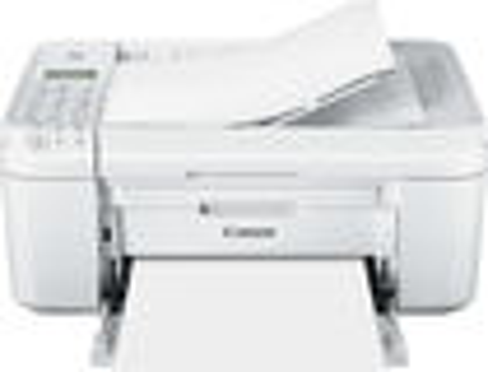 Canon - PIXMA MX492 Wireless All-In-One Printer - White
