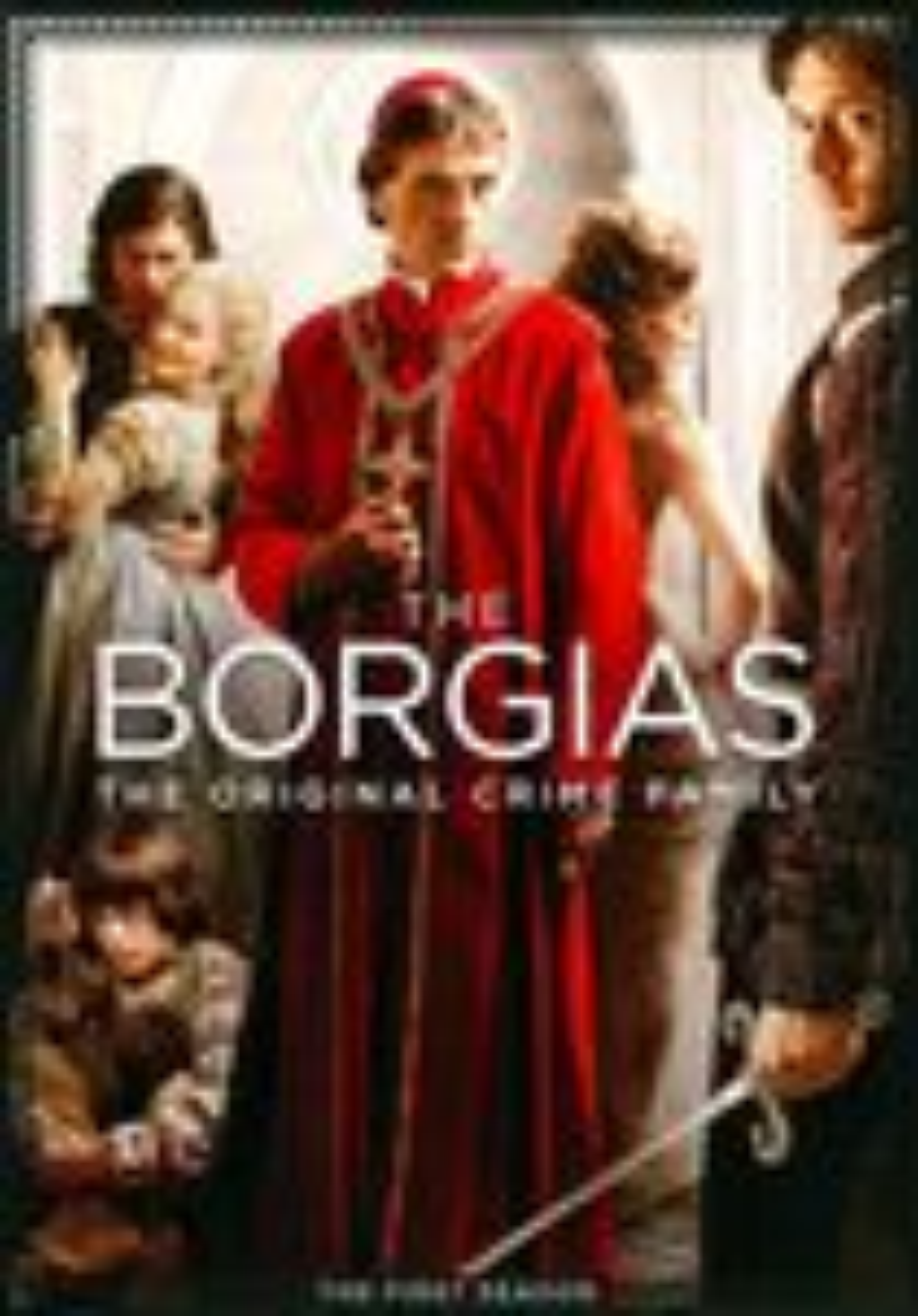 The Borgias: The First Season [3 Discs] (dvd) 3869333