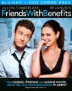 Friends With Benefits [2 Discs] [blu-ray/dvd] [includes Digital Copy] [ultraviolet] 3869679