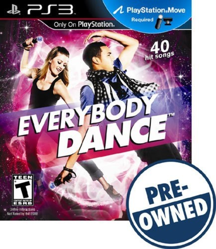 Everybody Dance - PRE-Owned - PlayStation 3