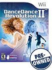 DanceDanceRevolution II — PRE-OWNED - Nintendo Wii