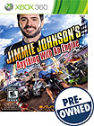 Jimmie Johnson's Anything with an Engine — PRE-OWNED - Xbox 360
