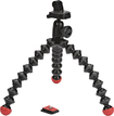Joby - Gorillapod Action Tripod with Mount - Black/Red