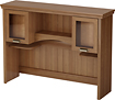 South Shore - Gascony Computer Desk Hutch - Morgan Cherry
