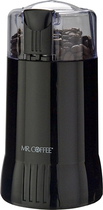 Mr. Coffee - Coffee Grinder - Black